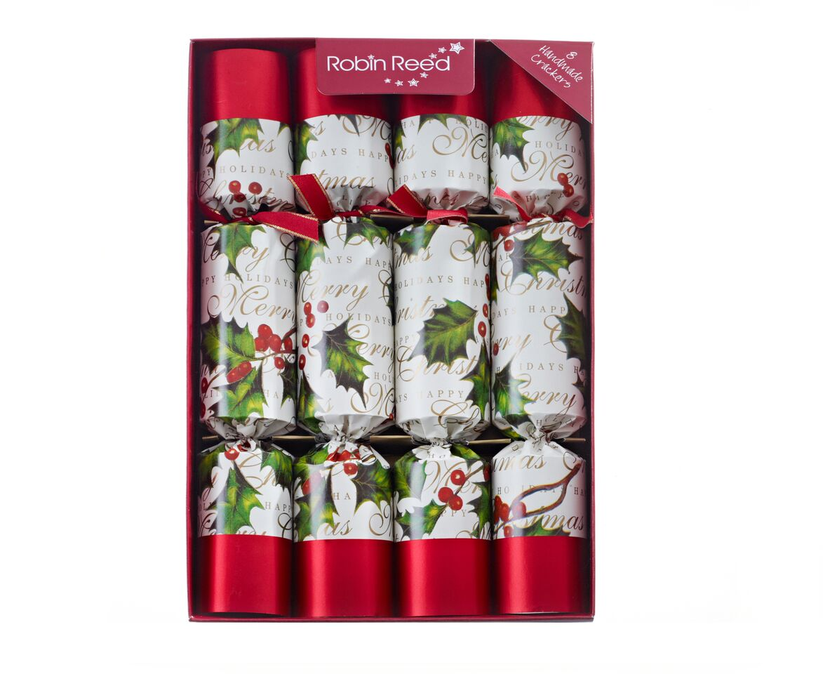 Boxed Christmas Crackers